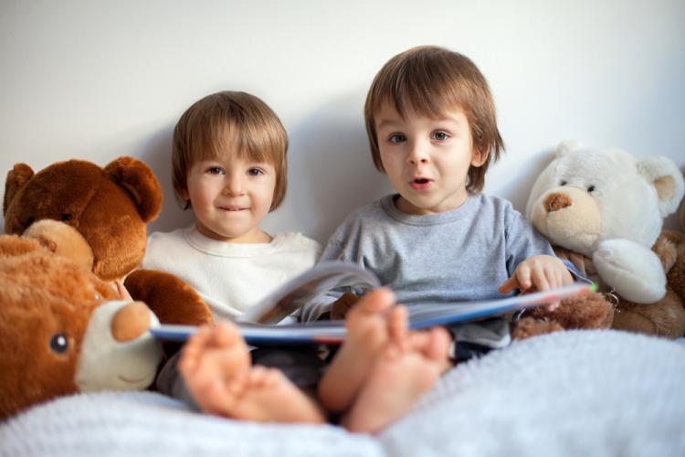 Màu tường phòng ngủ có ảnh hưởng tới sự phát triển ở trẻ