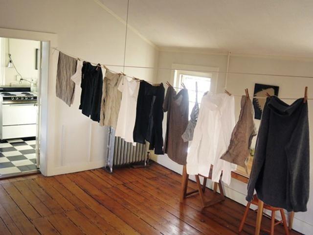 Những thói quen phơi quần áo rước bệnh vào người