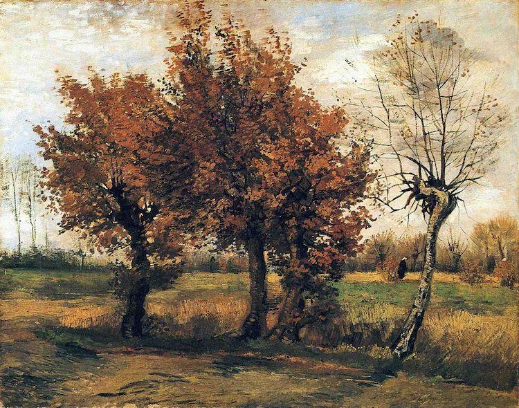 Những địa danh gợi cảm hứng sáng tác cho Van Gogh