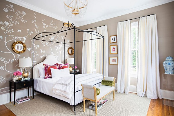 Một số cách thiết kế phòng ngủ cho bé gái