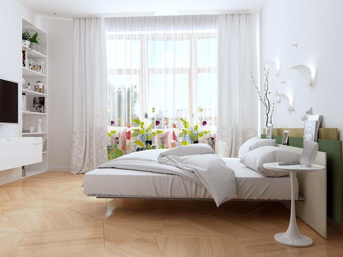 Phong thủy phòng ngủ và sự hòa hợp của vợ chồng