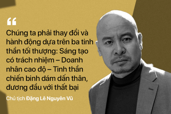 """Nguyên tắc vàng trong sách """"gối đầu giường"""" của Đặng Lê Nguyên Vũ và bài diễn thuyết được trả giá 1 tỷ đô la"""