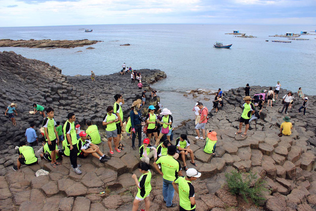 Phú Yên: Nơi đón gần 16 ngàn lượt khách du lịch vào dịp lễ 2/9