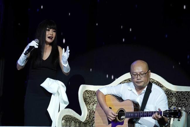 Phương Thanh yêu mến khán giả của Duyên Dáng Việt Nam vì họ... khó tính