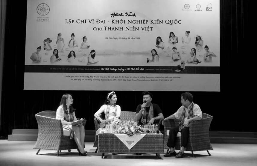 Hành trình Lập Chí Vĩ Đại - Khởi Nghiệp Kiến Quốc cho Thanh Niên Việt: Khơi dậy niềm tin khởi nghiệp
