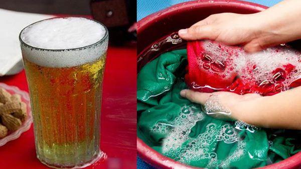 Bia: Không chỉ để uống mà còn vô vàn tác dụng khác