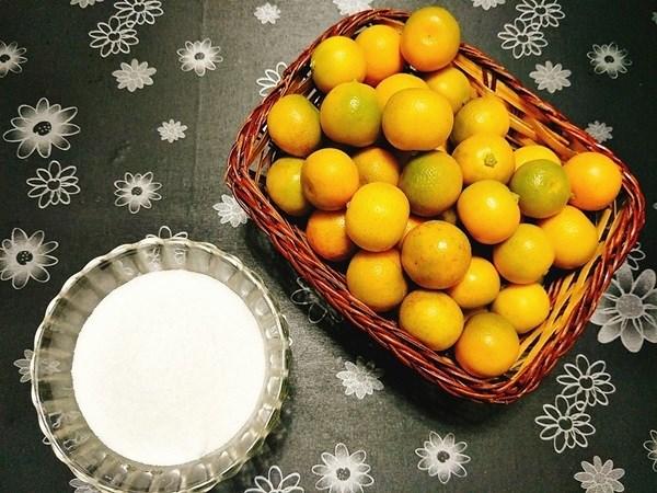 Quất ngâm muối giúp giảm mỡ thừa