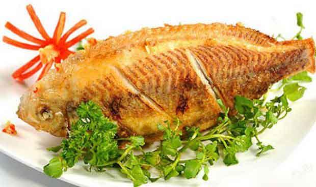 Quên đi nỗi lo ung thư với cách rán cá này