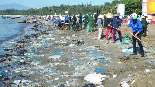 Rác thải nhựa - Mối nguy của môi trường Việt Nam
