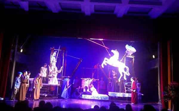 Vở kịch Romeo và Juliet được Nhà hát Kịch Việt Nam làm mới