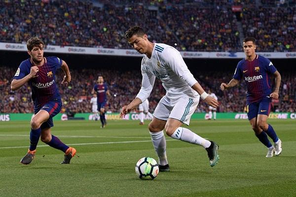 Kịch tính siêu kinh điển: Nước mắt Ronaldo và thảm họa trọng tài