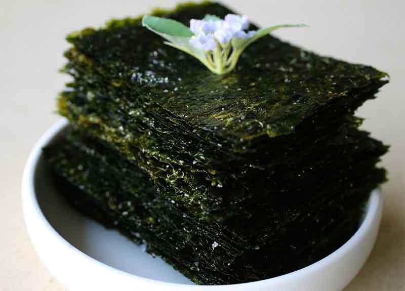 Vì sao rong biển luôn là thực phẩm trong bữa ăn của người Hàn Quốc?