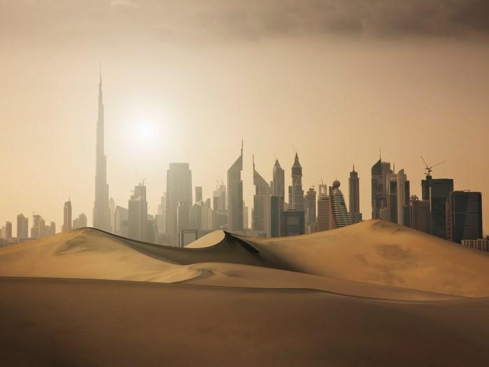 Cùng chiêm ngưỡng 10 sa mạc đẹp nhất thế giới