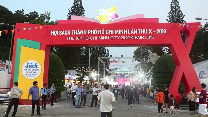 Top 10 cuốn sách bán chạy nhất trong hai ngày đầu tiên của Hội sách TPHCM