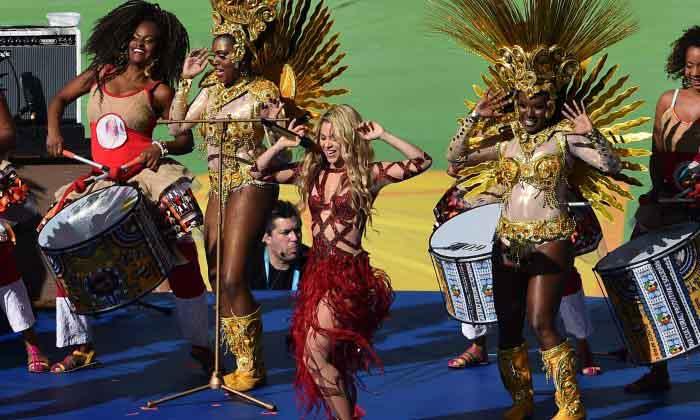 Shakira - La La La (World Cup 2014 - Brazil)