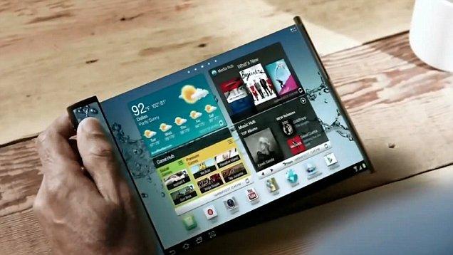 Giá smartphone màn hình cuộn của Samsung sẽ lên tới 50 triệu đồng