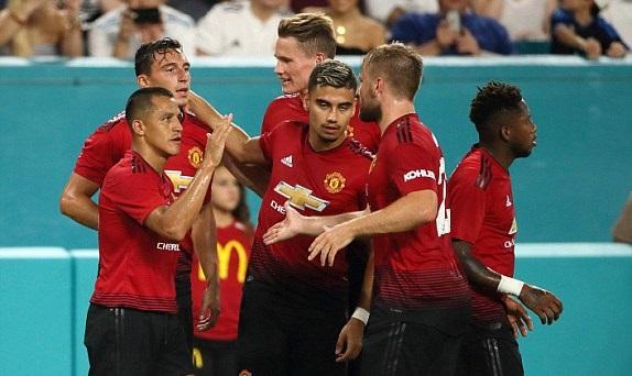 Sanchez lập công, MU đánh bại Real Madrid