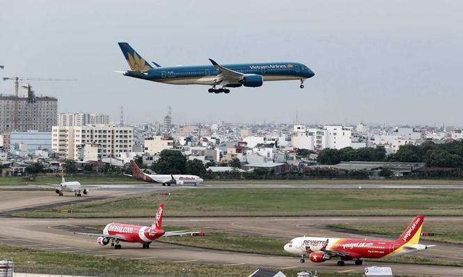 Sân bay Tân Sơn Nhất sẽ xây thêm nhà ga T3