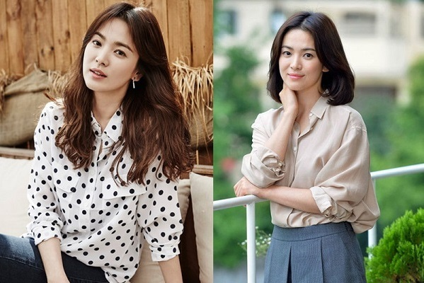 Các mỹ nhân Hàn Quốc đồng loạt xuống tóc, ai là người hợp vái mái tócngắn nhất?