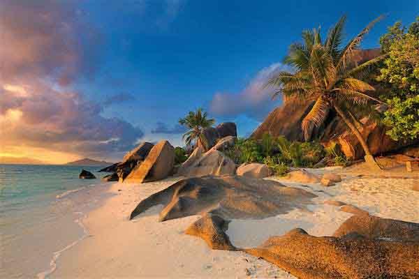 Mùa hè hãy đến đảo Seychelles đẹp đến khó quên