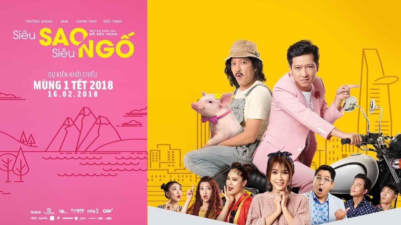 Phim Việt Tết 2018 nở rộ về doanh thu