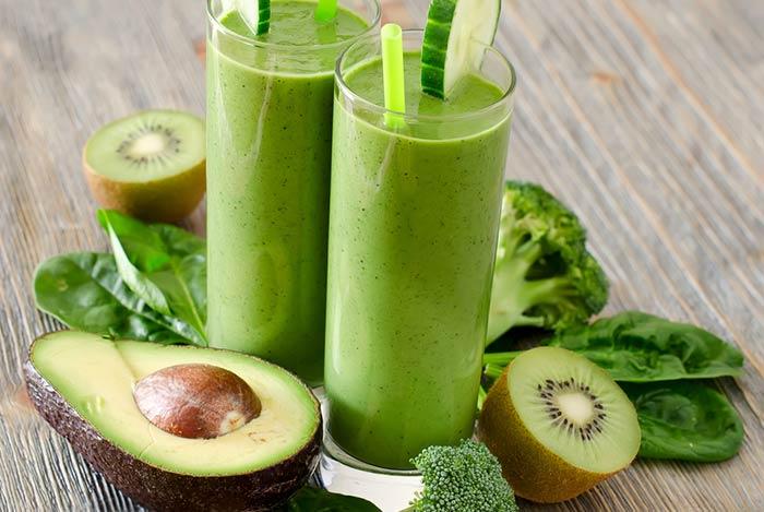 7 tuyệt chiêu giảm cân từ sinh tố cho bữa sáng