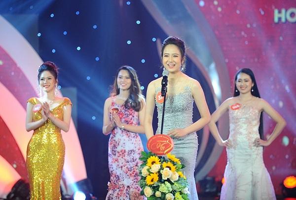 Nữ sinh Đại học Luật (Huế) trở thành Hoa khôi Sinh viên Việt Nam 2018
