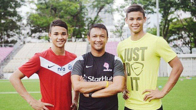 Những gia đình bóng đá nổi tiếng tại giải AFF Cup