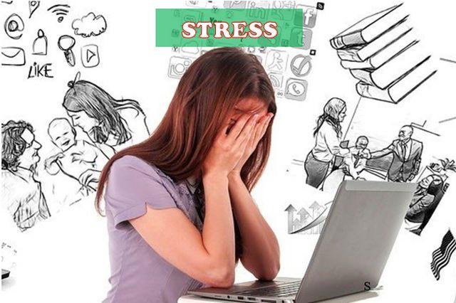 Stress: Có thể giải quyết bằng việc khóc!