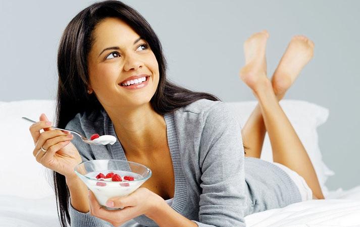 8 lợi ích cho sức khỏe khi ăn sữa chua mỗi ngày