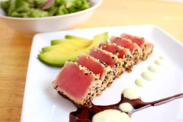 Thưởng thức sushi dưa hấu độc đáo nhất thế giới