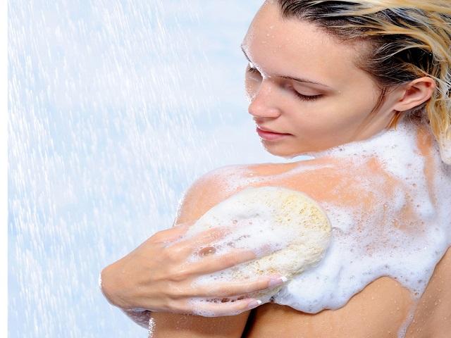 Những sai lầm dễ mắc khi tắm