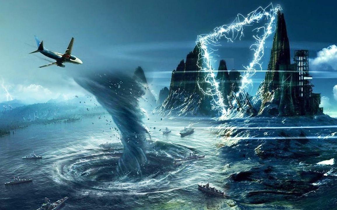 Tìm ra 'bí ẩn' của Tam giác quỷ Bermuda