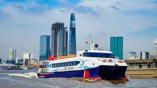 Tàu khách cao tốc Greenlines-DP với chương trình khuyến mãi đặc biệt