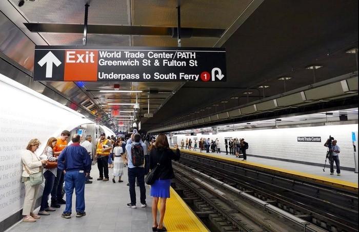 Mỹ mở lại ga tàu điện ngầm bị chôn vùi từ sau vụ 11/9