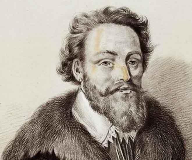 Cornelis Drebbel - 'Cha đẻ' của tàu ngầm đầu tiên trên thế giới