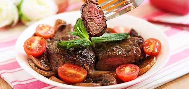 Thịt đỏ ăn quá nhiều, coi chừng ung thư!
