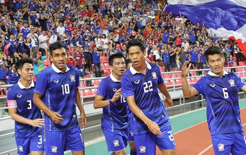 LĐBĐ Thái Lan xem nhẹ ĐT Việt Nam tại VCK Asian Cup 2019