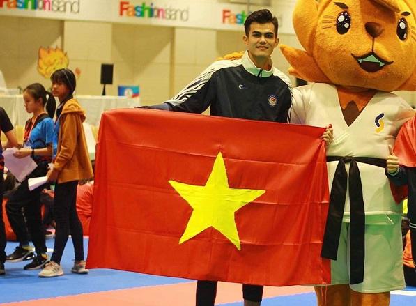 Karatedo Việt Nam: Đỗ Thanh Nhân tự hào mang về 3 Huy chương Vàng