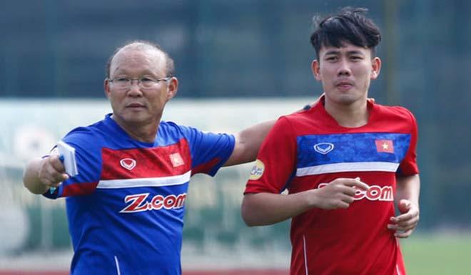 HLV Park Hang-seo: Giải giao hữu không hẳn là 'điểm rơi' phong độ của đội tuyển