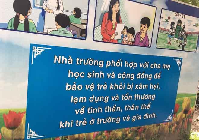 TPHCM: Tạm giữ thầy giáo tiểu học để điều tra nghi án dâm ô trẻ em