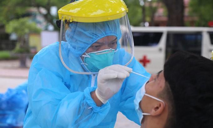 Thêm 3 ca ở Quảng Nam, 1 ca ở Hà Nội, Việt Nam có 717 bệnh nhân COVID-19