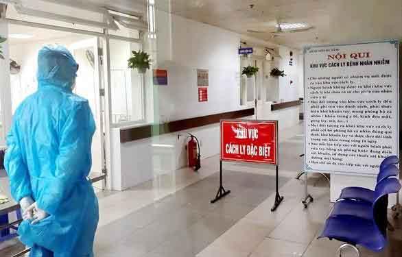 Ghi nhận thêm 7 ca mắc COVID-19 ở Đà Nẵng, Quảng Nam, thực hiện cách ly hơn 15.000 người