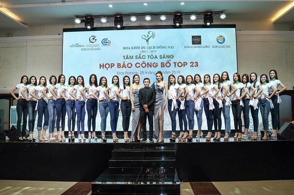 Đồng Nai lần đầu tìm kiếm 'Hoa khôi Du lịch 2019'