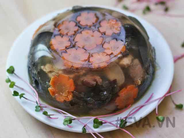 Thịt đông - Món ăn ngày Tết của người miền Bắc