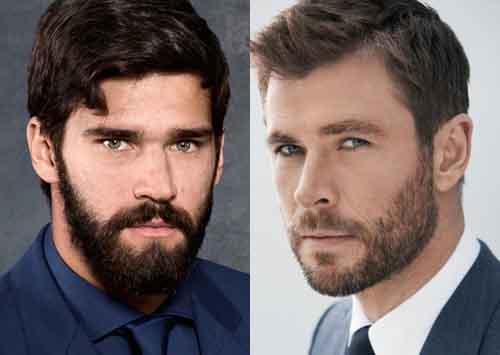 Liệu đây có phải là 'thần Thor' Chris Hemsworth?