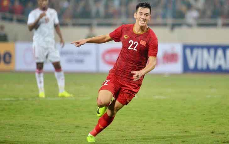 Tiến Linh mong muốn lần nữa ghi bàn vào lưới UAE