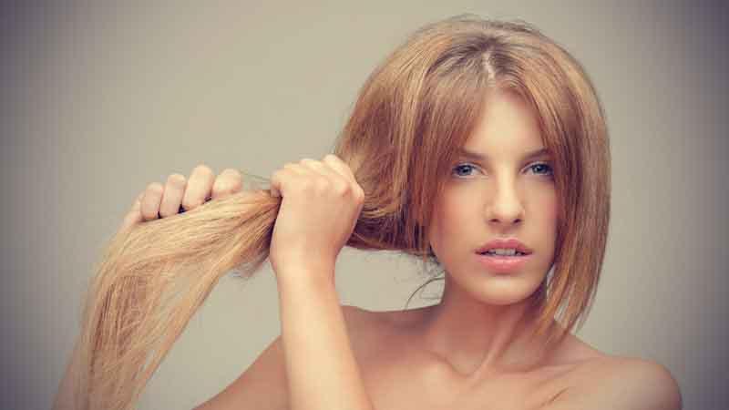 Nhìn tóc, biết bạn khỏe hay yếu