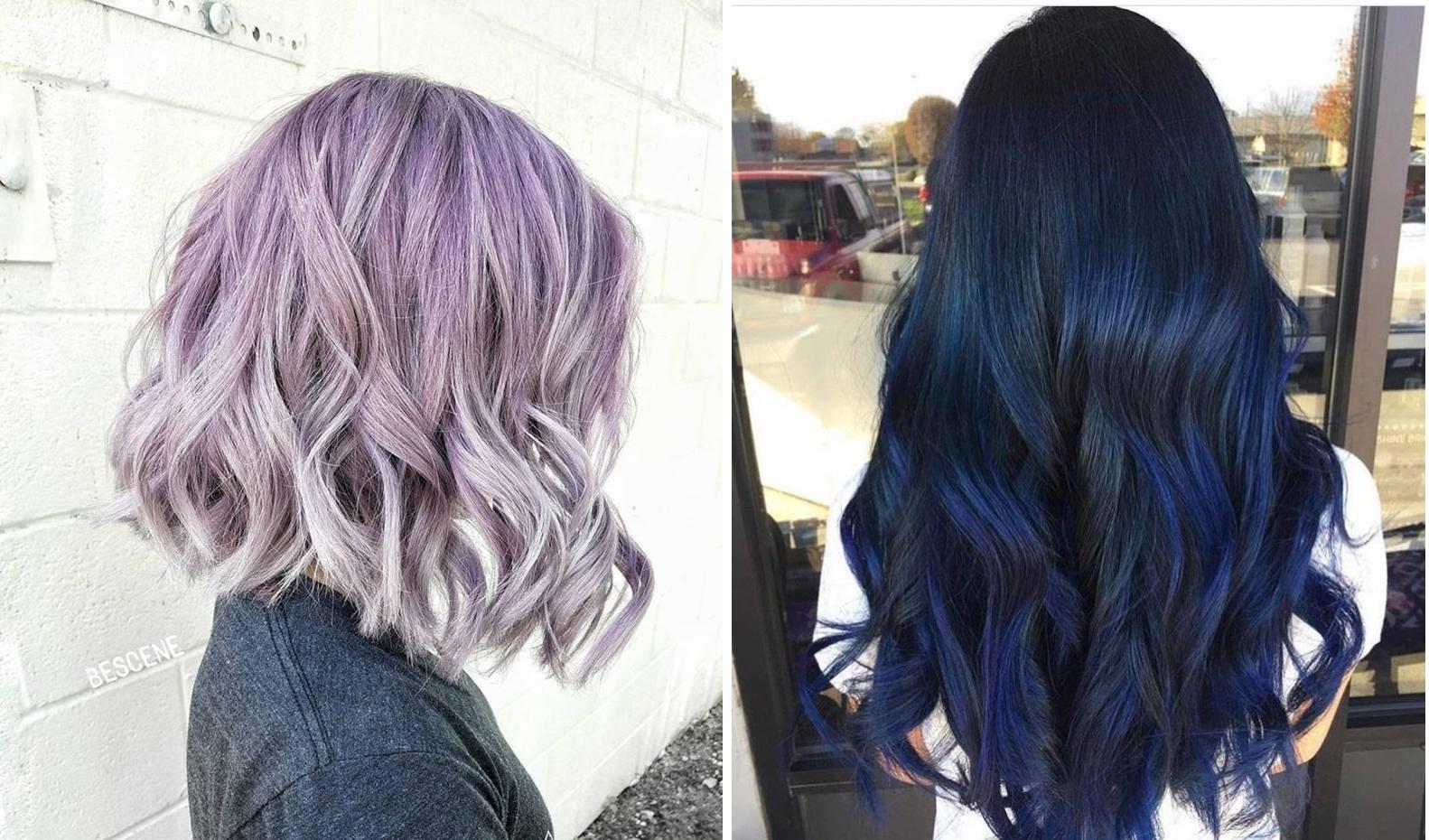 Hè 2018  tóc nhuộm lên ngôi