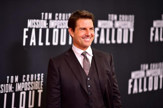 Covid - 19 tạm thời 'stop' bom tấn của Tom Cruise